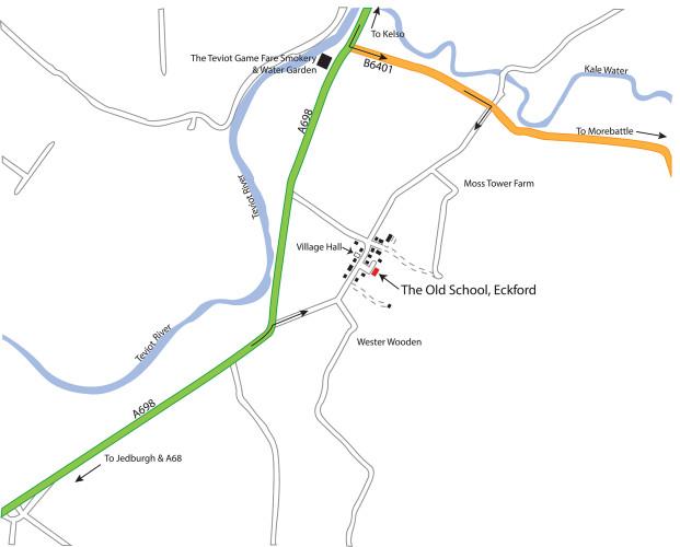 Eckford Map